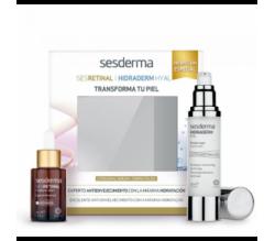 Sesderma Pack Sesretinal Serum 30ml + Hydraderm Hyal Crema 50ml