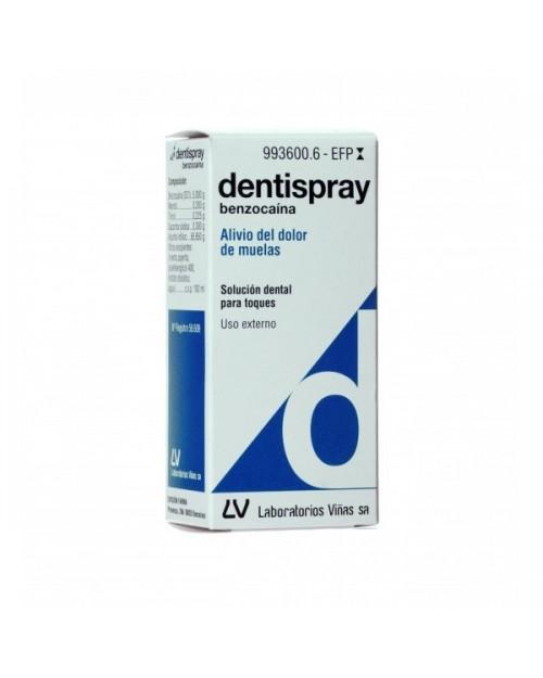 dentispray (50 mg/ml aerosol bucal solucion 5 ml )