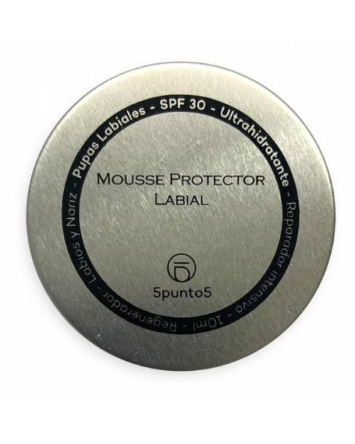 5 Punto 5 Mousse Protector Labial  10ml