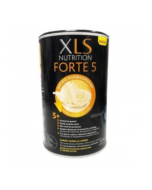 Xls Nutrition Forte 5 Batido Quemagrasas 400gr