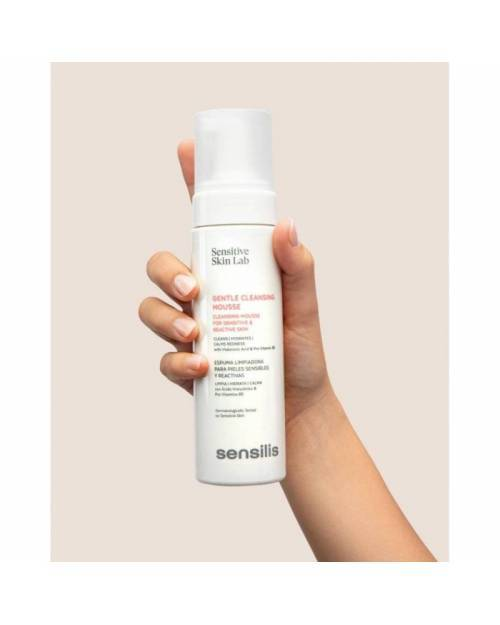 Sensilis Gentle Cleansing Mousse 200ml