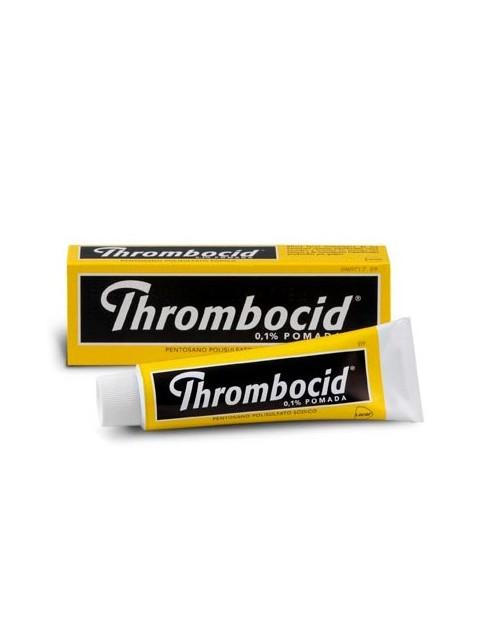thrombocid (1 mg/g pomada 1 tubo 60 g )