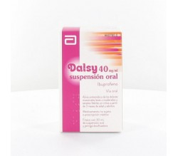 DALSY (40 MG/ML SUSPENSION ORAL 150 ML )