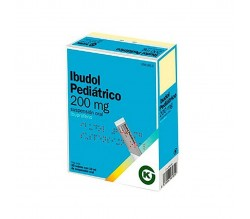 IBUDOL PEDIATRICO (200 MG 20 SOBRES SUSPENSION ORAL )