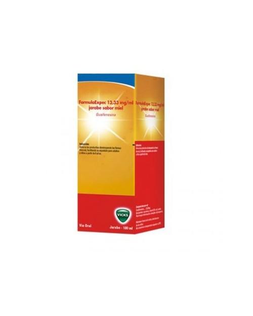 formulatus (1.33 mg/ml jarabe 180 ml miel )